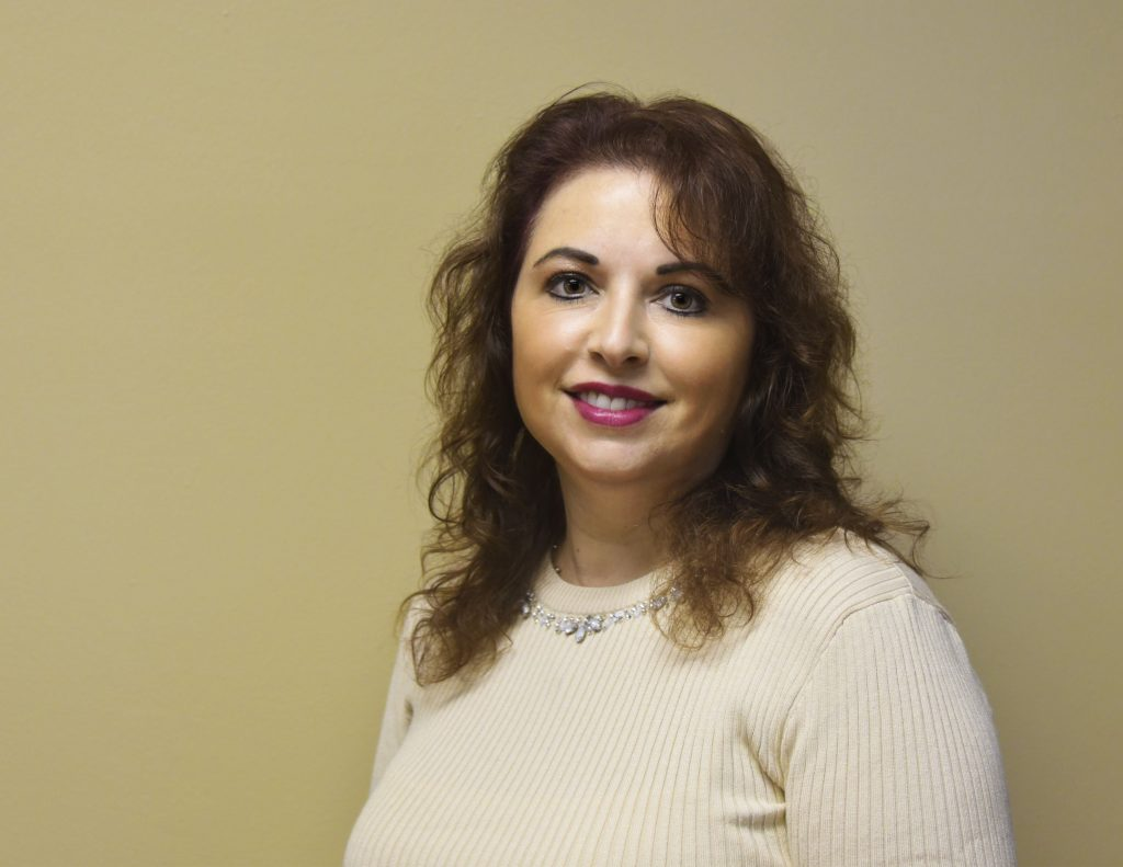 Silvana Rossi, Office Manager/Policy and Procedure Specialist