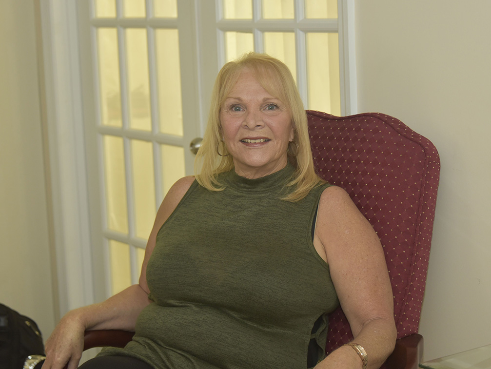 Susan Alger, Survey Specialist