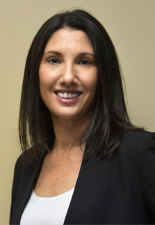 Alison Weinstein, Community Liaison and Human Resource Specialist