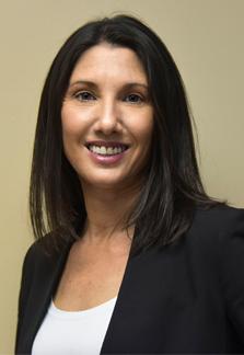 Alison Weinstein, Community Liaison and Human Resource Specialist