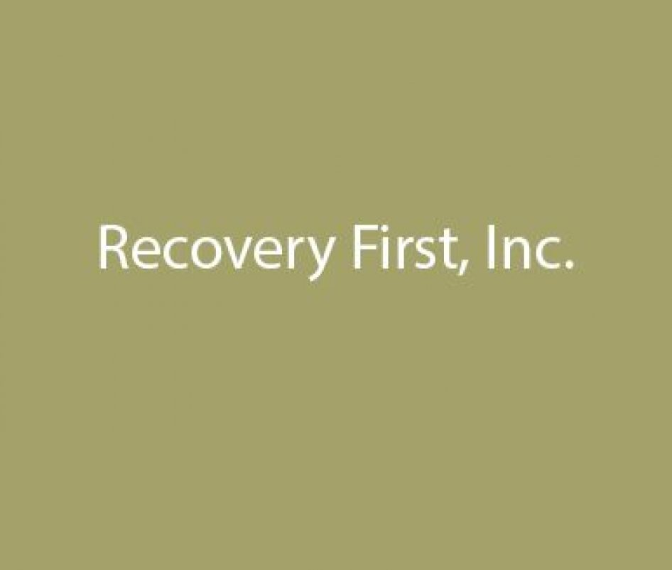 Recovery First, Inc.