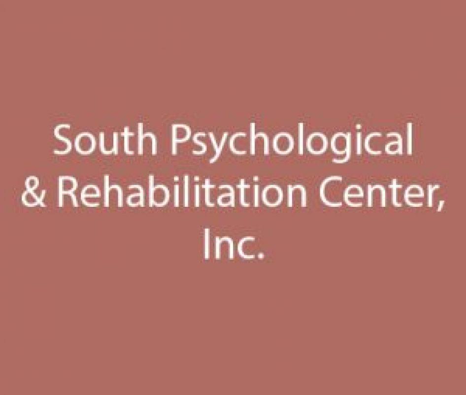 South Psychological & Rehabilitation Center, Inc.
