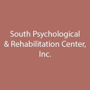 South Psychological & Rehabilitation Center, Inc.