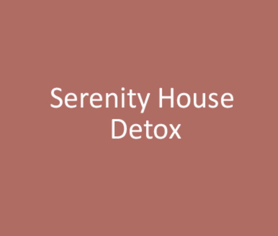 Serenity House Detox
